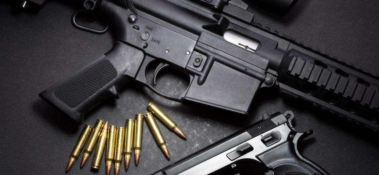 guns machine gun
